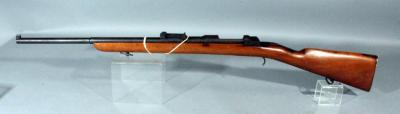 Mauser Modelo Argentino 1891 Manufacturer Loewe Berlin 7.65 Cal Rifle SN# A7966, Incomplete, Missing Parts