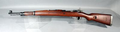 Yugoslavia M48 Mauser 8mm Bolt Action Rifle SN# T35017
