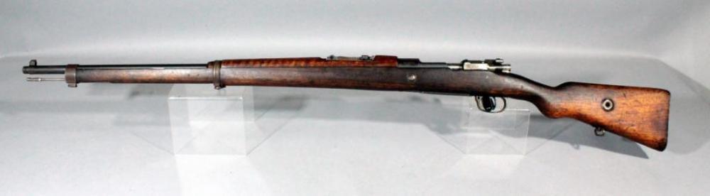 TC ASFA ANKARA 1949 Turkish Mauser 98 8mm Bolt Action Rifle