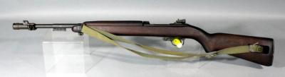 I.B.M. US Carbine M1 .30 Carbine Rifle SN# 3684341 With Canvas Sling, No Mag
