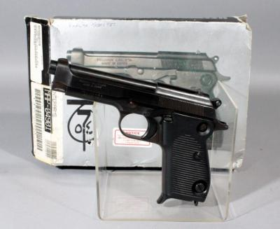 Interarms Helwan 9mm Pistol SN# 1125201 With Paperwork In Box