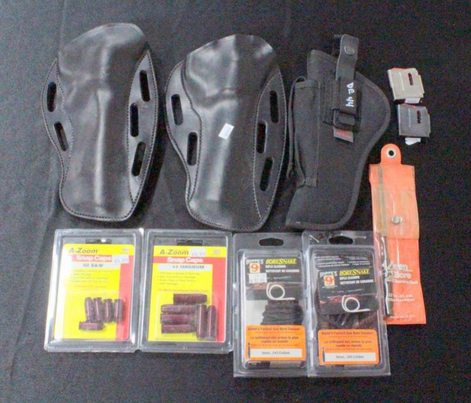 Holsters For S&W 10mm Taurus 357 Mag Dessert Eagle 44, Two