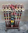 Croquet Set With Accessories