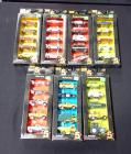 Maisto 5 Star Series Die Cast Includes Race Team, Competition, Emergency Response, My Hometown, Ferrari And Porsche Collections. Total of 7 5-Car Sets