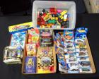 Assorted Collection of Hot Wheels, Racing Champion, Matchbox And Other 1:64 Cars, Most New In Package