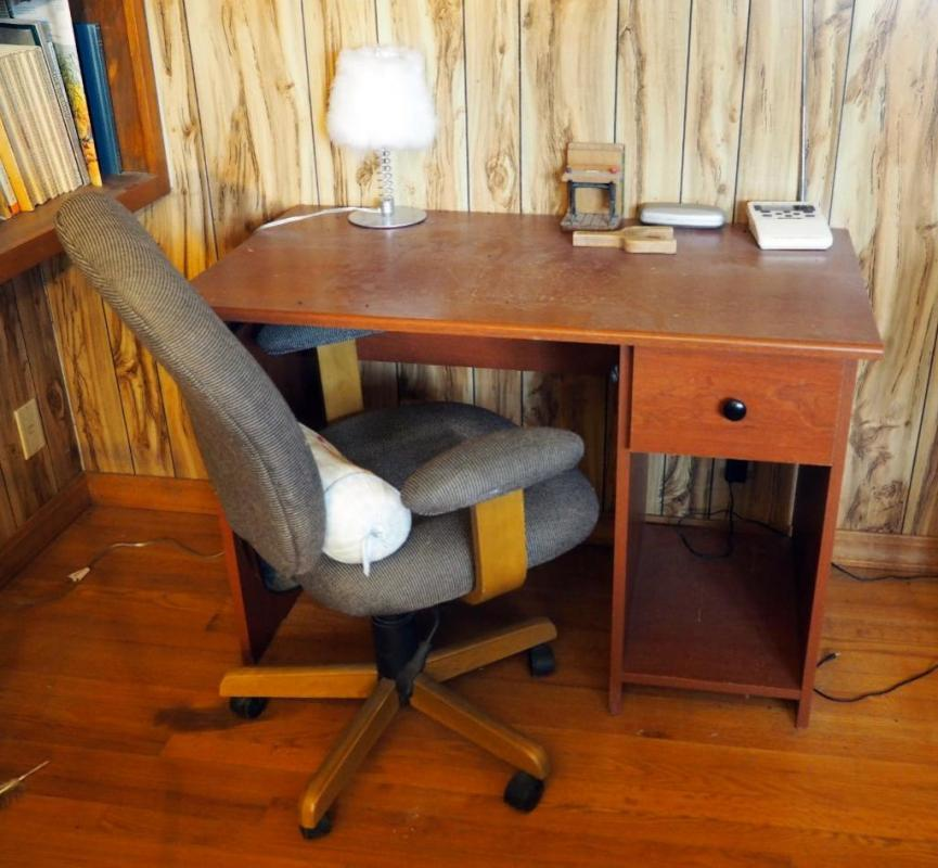 Brilliant Single Drawer Student Desk With Adjustable Rolling Desk Caraccident5 Cool Chair Designs And Ideas Caraccident5Info