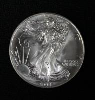 1994 American Eagle One (1) Oz. Fine Silver Dollar
