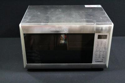 Cuisinart Convection Microwave Oven Model CMW-200, Powers On