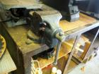 "4"" Bench Vise, Bidder Responsible For Proper Removal, Mounted To Table"