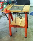 Hirsh Collapsible Saw Table