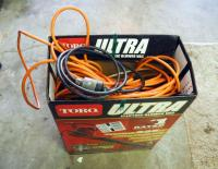 Extension Cord Assortment, Various Lengths, Approx Qty 4