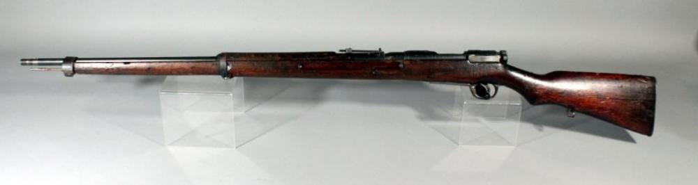 Arisaka Type 38 6 6mm Bolt Action Rifle SN# 00763600 (A