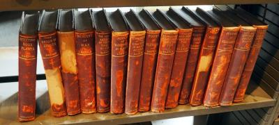 "Charles Darwin Collection Including ""The Origin Of Species"", ""The Descent Of Man"", ""Geological Observations"", ""Journal of Researches"", ""Life"" And More, See Description"