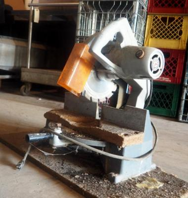 Rockwell Electric Miter Saw, Needs Repair