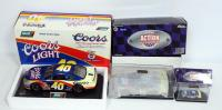 Robby Gordon Diecast 1:18 #40 Coors Light 1997 Monte Carlo, 1:24 #40 Coors 1997 Monte Carlo Bank, 1:64 #40 Coors 1997 Monte Carlo
