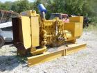"Caterpillar 3406 Generator, 11'9""L x 5'10""H x 3'11""W, Extremely Heavy, Bring Proper Equipment And Labor To Remove, Working But Needs Batteries"