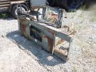 "Altec CP24A Planer, 4'L x 5'6""W, Hard Start Last Time Used"
