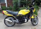 1984 Yamaha RZ350 Motorcycle, 11,915 Miles Showing On Odometer, VIN # JYA48H008EA001497, New Fuel Lines, See Description For More Info and Video
