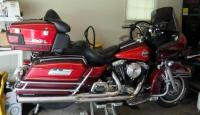 1994 Harley-Davidson FLTCU Motorcycle, 88,083 Miles Showing On Odometer, VIN # 1HD1DML11RY505711, See Description For More Info And Video
