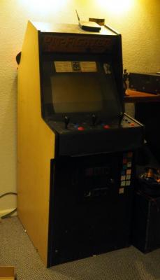 "1990  Atari ""Pit-Fighter"" Electronic Arcade Game, 65"" X 26"" X 33"" Bidder Responsible For Proper Removal, See Description For Video"