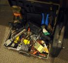 Hand Tools , Wrenches, Pliers, Screwdrivers, Soldering Iron, Rivet Tool, Tool Cases And More