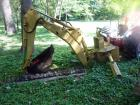 Ford Backhoe 19-388 Bucket, Arm, Controls, Unknown Working Condition, LOCATED IN INDEPENDENCE, PICK-UP BY APPT AFTER AUCTION
