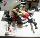 "Ridgid 12"" Electric Compound Miter Saw Model # MS1250, Includes Owner's Manual"