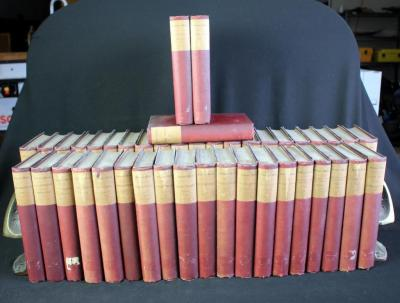 Works Of Charles Dickens Limited Edition Set Of 43