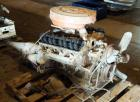 1962 Ford Engine,352 Cu Inch, Complete Except Valve Covers Includes Cast Iron Transmission