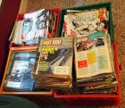 Hot Rod Magazine Collection, Contents Of 4 Crates