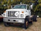 1994 Chevrolet C70 Kodiak Truck, VIN # 1GBL7H1PXRJ102095, Mileage Showing On Odometer 190,694, Propane Powered, Starts & Runs, Click For More Details