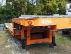 1994 Trail King TK70MED482 Trailer, VIN # 1TKB04826RM094180, Gross Vehicle Weight 84540, 9 Ft Neck, 28 Ft Bed, 12 Ft Extension