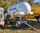 2800 Gallon Propane Tank With Deck And Equipment, Trailer Not Included