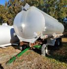 5000 Gallon Aluminium Refined Fuel Tank, Trailer Not Included
