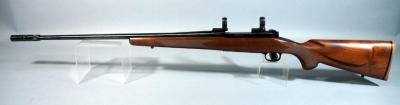 Winchester Model 70 Classic Sporter Boss .338 WIN MAG Bolt Action Rifle SN# G104501, With Scope Rings