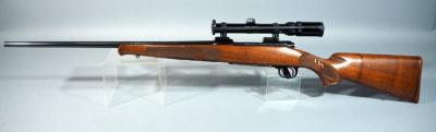 Winchester Model 70 XTR Featherweight 7mm Mauser Bolt Action Rifle SN# G1553817, With Bushnell Sport View 1.5-4.5x21 Scope