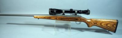 Ruger All-Weather 77/22 .22LR Bolt Action Rifle SN# 702-17706, With Tasco 4-16 x 40 Scope