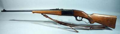 Savage Model 99 .300 SAV Lever Action Rifle SN# 680424, With Leather Sling