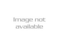 "D&M Wood Display Cabinet With Curved Glass Door, 2 Shelves, No Key, 37.5"" H x 18"" W x 9.5"" D - 4"
