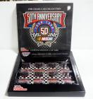Nascar 50th Anniversary 1998 Chase Car Collection 1:64 Scale, Total Qty 12, In Box
