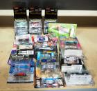 1:64 Scale Car Collection, Includes Hot Wheels, Johnny Lightning, And More, Approx Qty 26