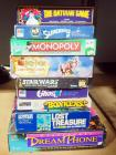 Vintage Board Game Collection, Includes Superman 2, Star Wars, Harry Potter, Dream Phone, Batman And More