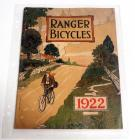 1922 Ranger Bicycles Catalog By Mead Cycle Co.