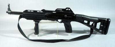 Hi-Point Model 995 9mmx19 Rifle SN# F33056, With Folding Foregrip And Sling