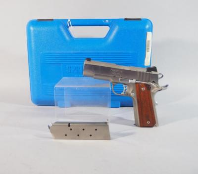 Springfield Armory Champion .45 ACP Pistol SN# N490035, With 2 Total Mags, In Original Hard Case