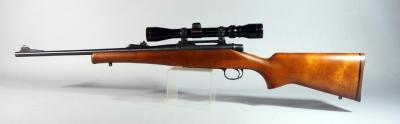 Remington Model Seven .243 Win Bolt Action Rifle SN# 7708842, With Simmons Model 21012 3-9x32 Scope