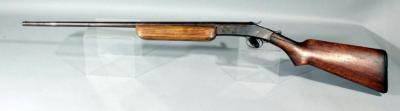 Harrington & Richardson .44 Cal / .410 ga Rifle/Shotgun SN# A51421, Split In Stock