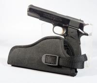 Colt MK-IV Series 70 Government Model .45 Auto Pistol SN# 12135B70, With Nylon Holster