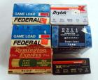 "Federal, Remington And Winchester 12 Ga 2-3/4"" Shotgun Shells, Approx Qty 100 Rounds, Local Pickup Only"