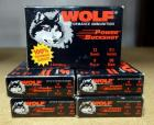 "Wolf 12 Ga 2-3/4"" 00 Buck Shells, Approx Qty 30 Rounds, Local Pickup Only"